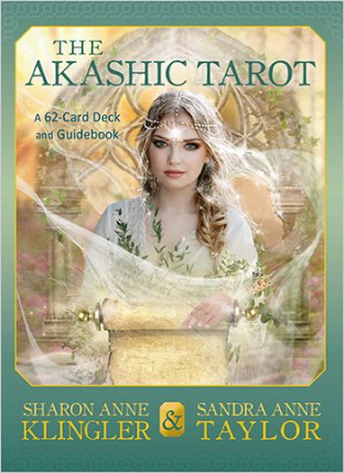 Sharon Anne Klinger & Sandra Anne Taylor - The Akashic Tarot